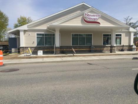 Stewart's Shop Grand Opening